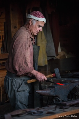 Working in the Forge