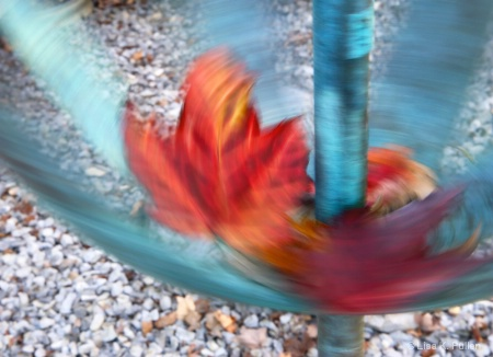 Spinning Flame