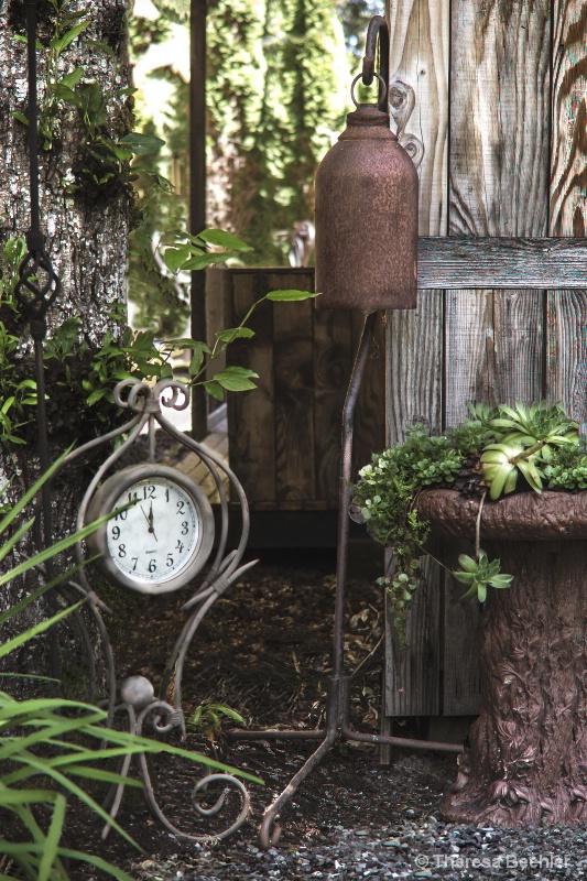 Nostalgic Garden
