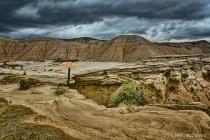Caution - Steep Cliffs