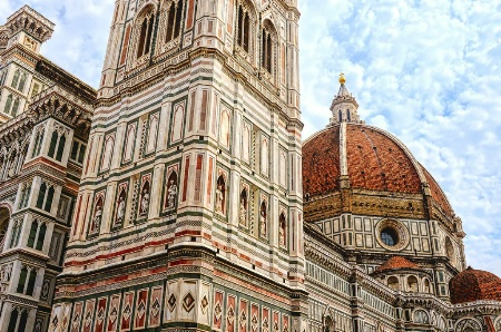 Another View Of Santa Maria Del Fiore