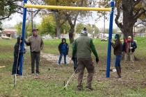 Building Handicap Playground