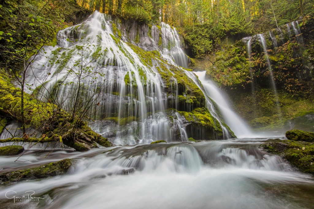 ~Panther Creek Falls~