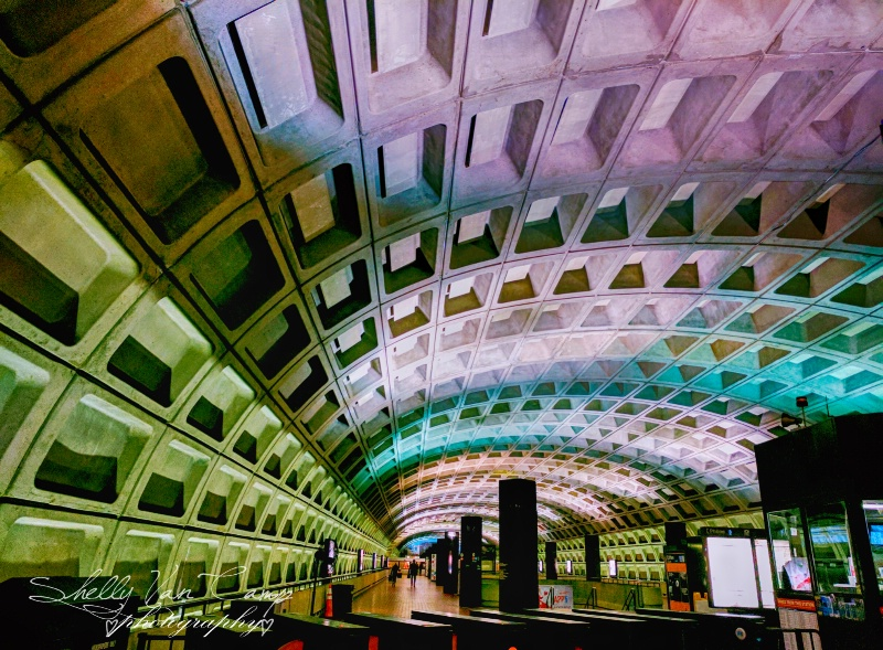 DC Train Station
