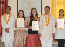 RYS - 200 Hours Certified Hatha Yoga Teacher Train