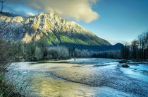 Above the Snoqualmie