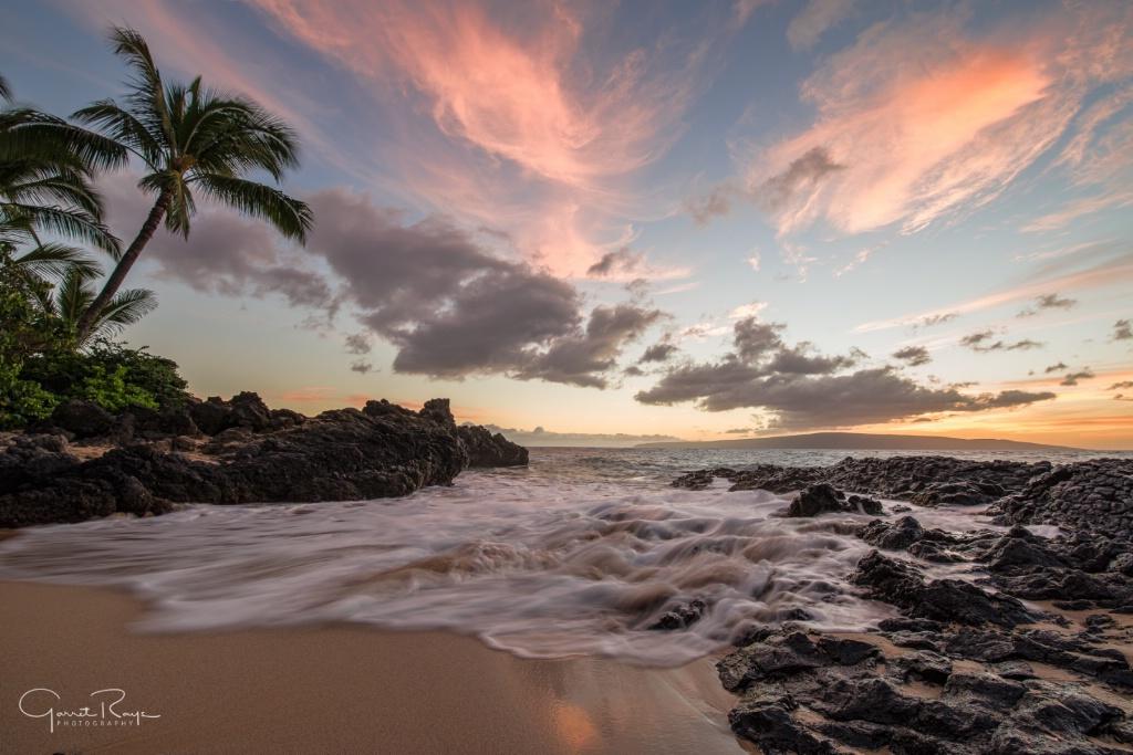 ~Secret Beach Sunset~