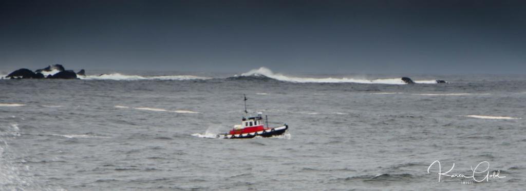 Little Red Tugboat - ID: 15293597 © Karen E. Gold