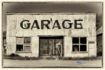 Vintage Garage - Freedom, Wyoming