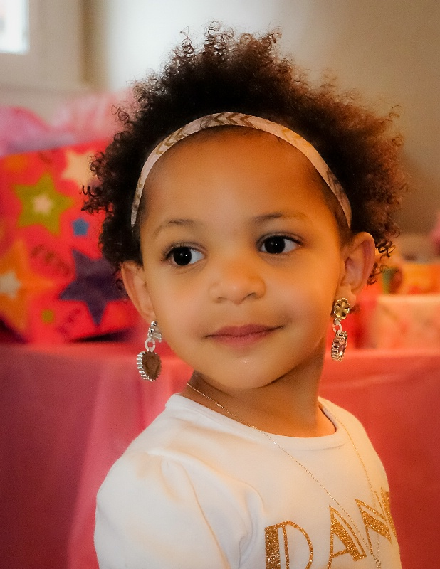 Adaeze, 3 Years Old - ID: 15293847 © Martin L. Heavner