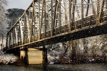 Marblemount WA Bridge