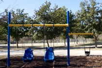 Handicapped Swing Completed