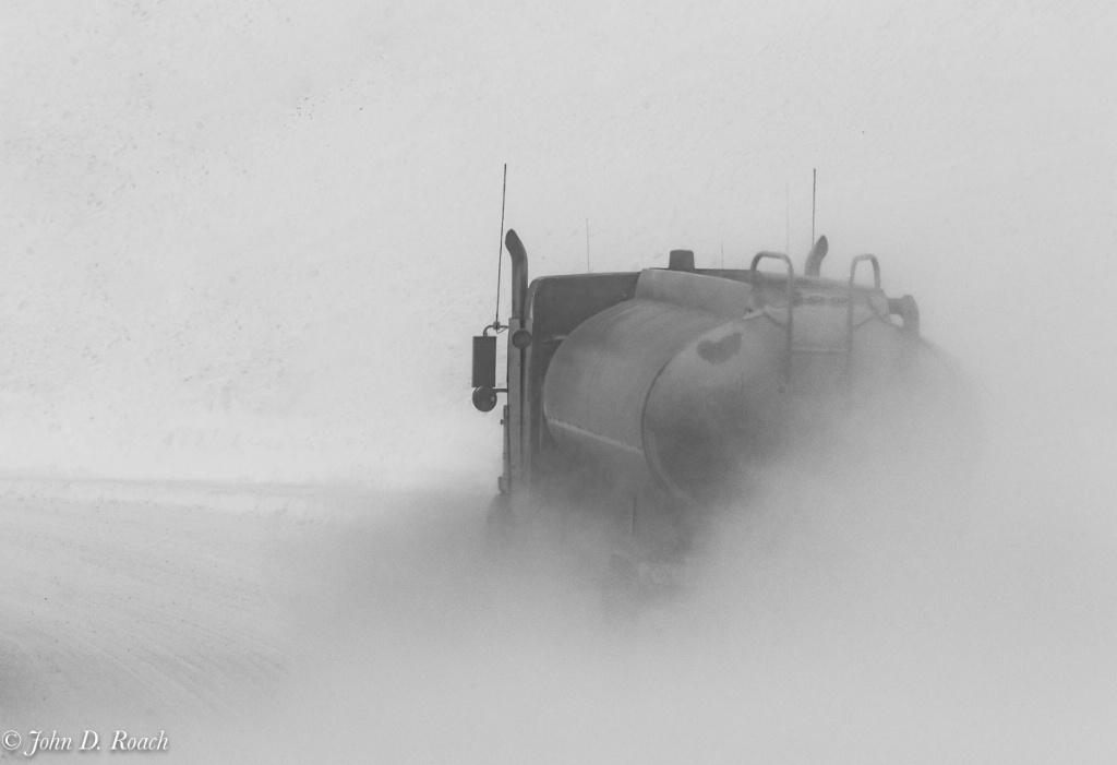 Dolton Road Tanker - ID: 15297942 © John D. Roach