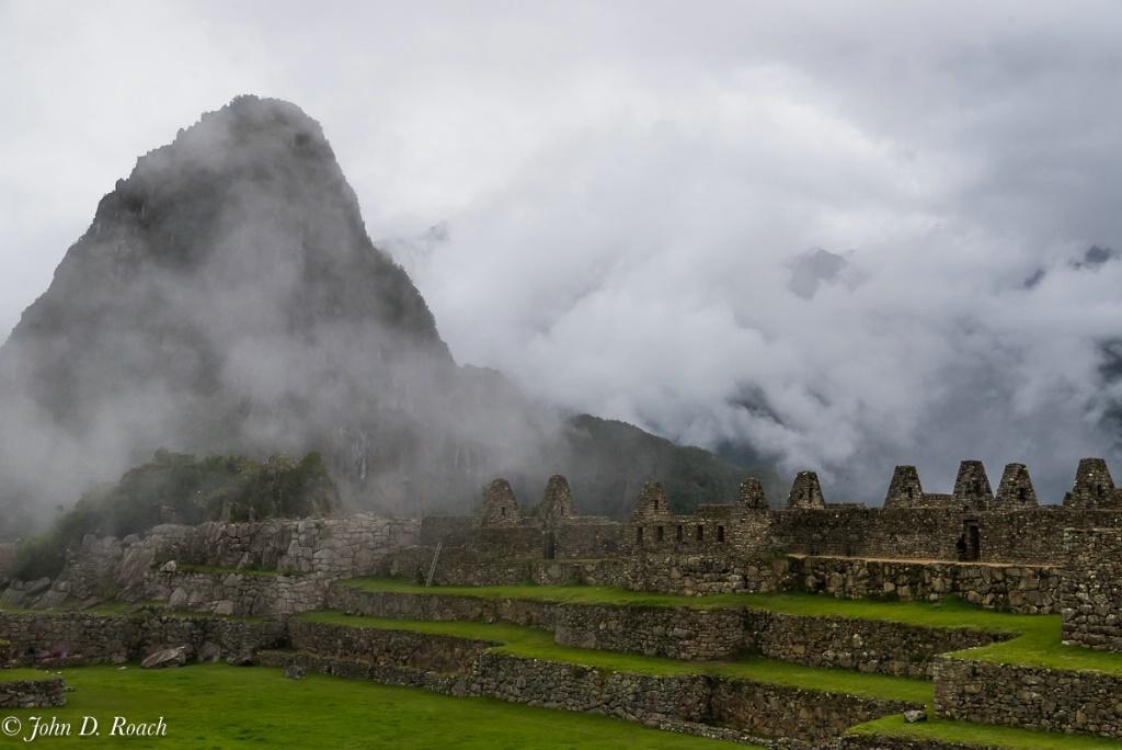 Machu Picchu - ID: 15297948 © John D. Roach