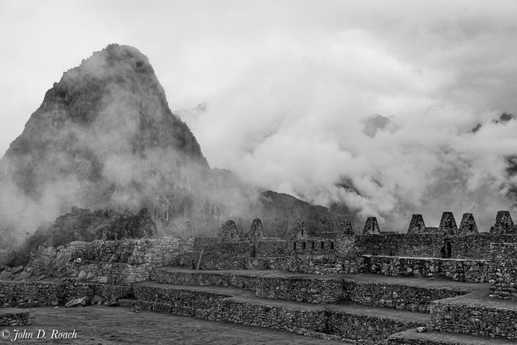Machu Picchu - ID: 15297949 © John D. Roach