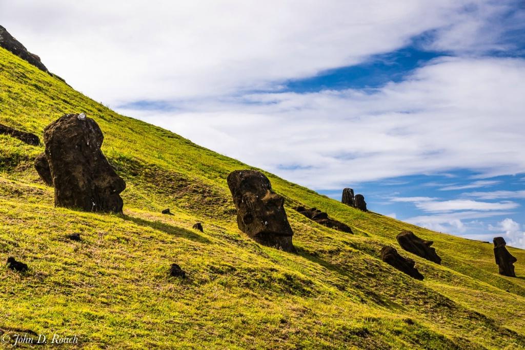 The Mystery of Rapa Nui - ID: 15297964 © John D. Roach