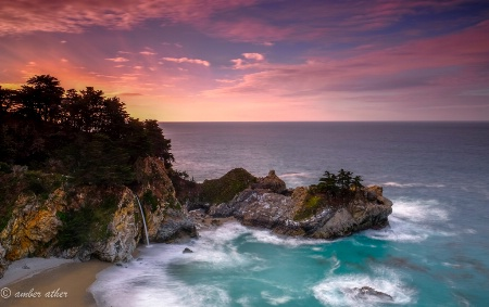 McWay Falls- Every end has a new beginning!!