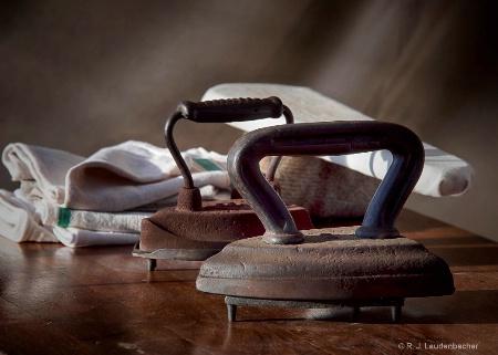 Ironing Day