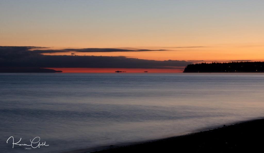 First Morning Light - ID: 15299523 © Karen E. Gold