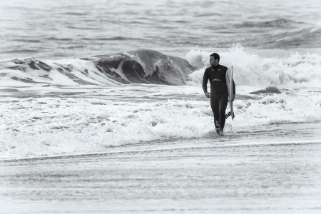 Surf on Amelia Island