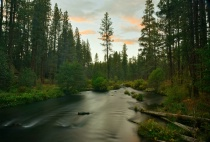 Metolius Sunset