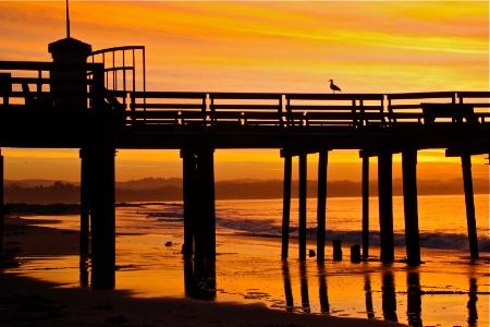 Capitola Pier-Monterey Bay