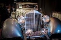 1934 Packard Eight - Barrett Jackson  2017