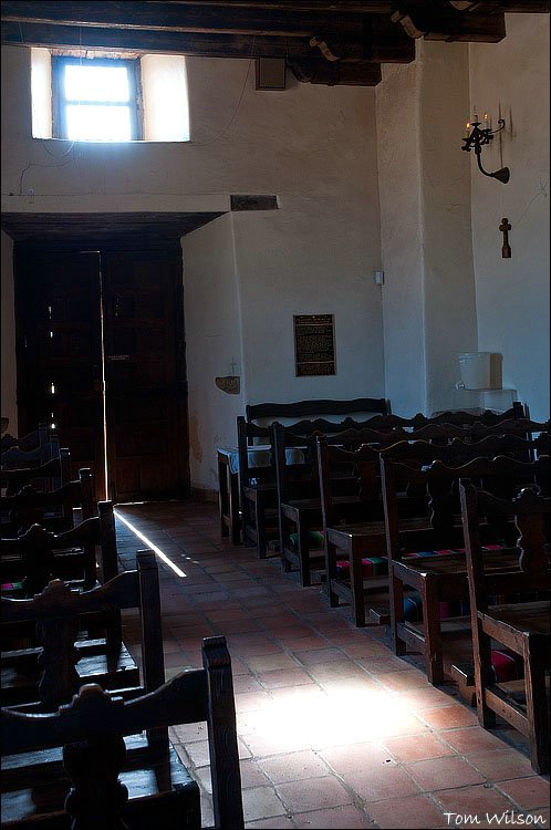 The Light, Mission Espada - ID: 15304139 © Thomas R. Wilson