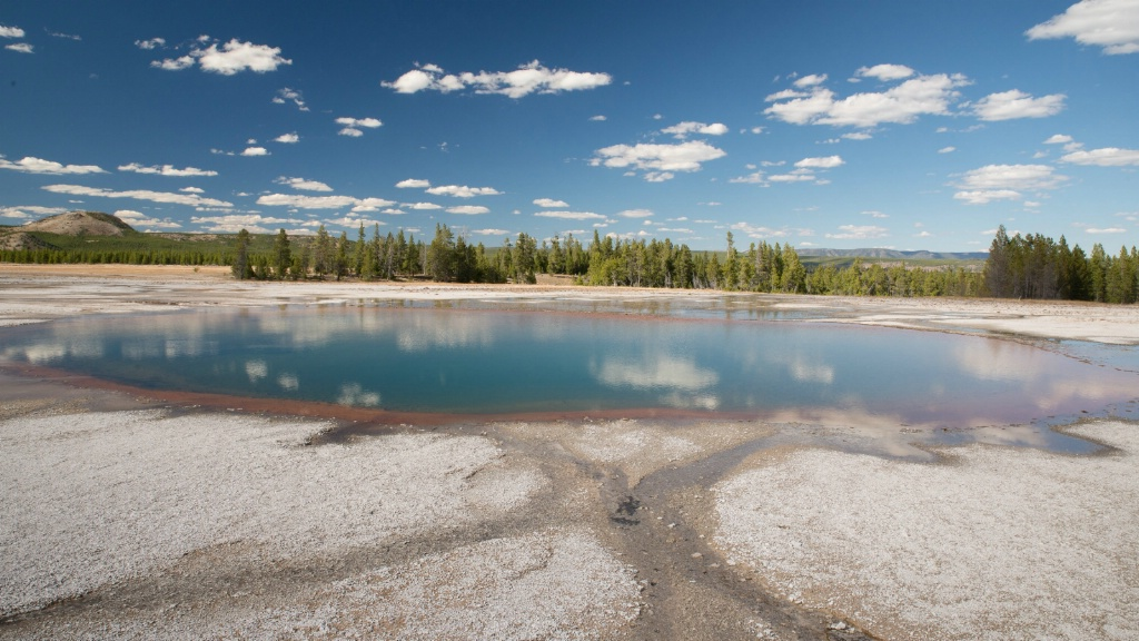 Midway Geyser Basin - ID: 15304662 © Carol Gregoire