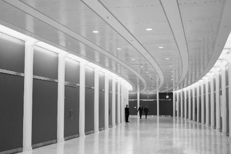 Oculus Hallway Entrance