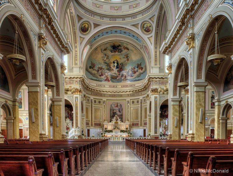 Sancta Maria Angelorum