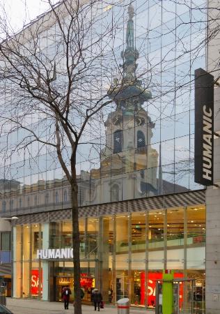 Vienna in January III