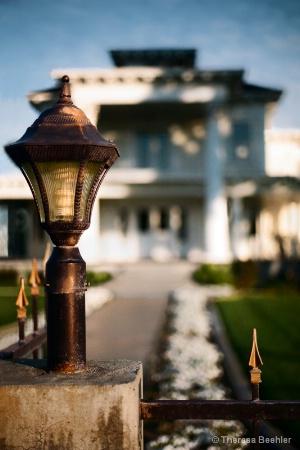 Moore Mansion Lantern