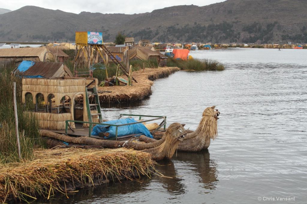 20160209 1200 Uros-Lake Titicaca Peru.JPG - ID: 15308769 © Chris Vansant