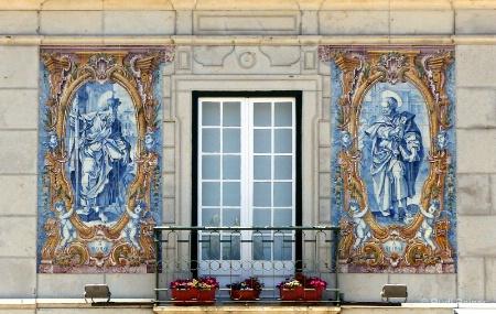 Tile art, Cascias Portugal