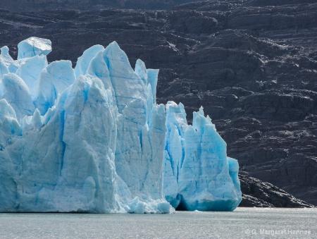 Lago Grey Glacier 1