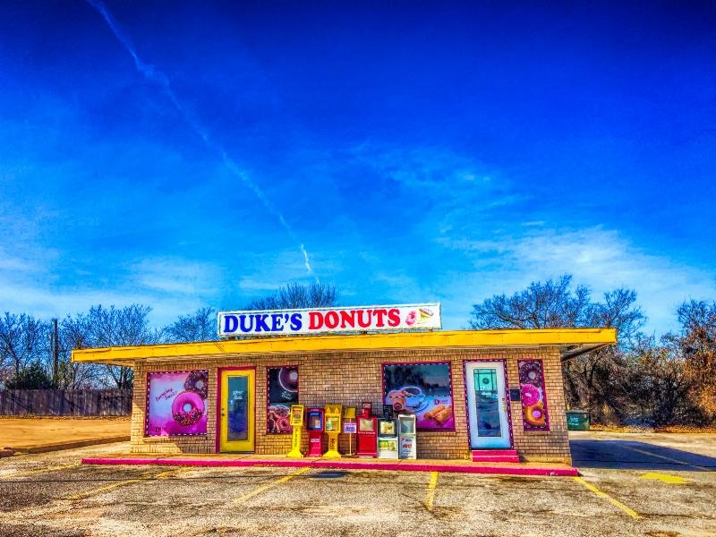 Put Up Your Duke's - ID: 15310675 © Jeff Robinson
