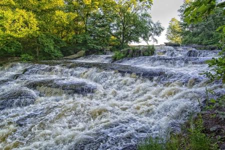 Shahola Falls Pa