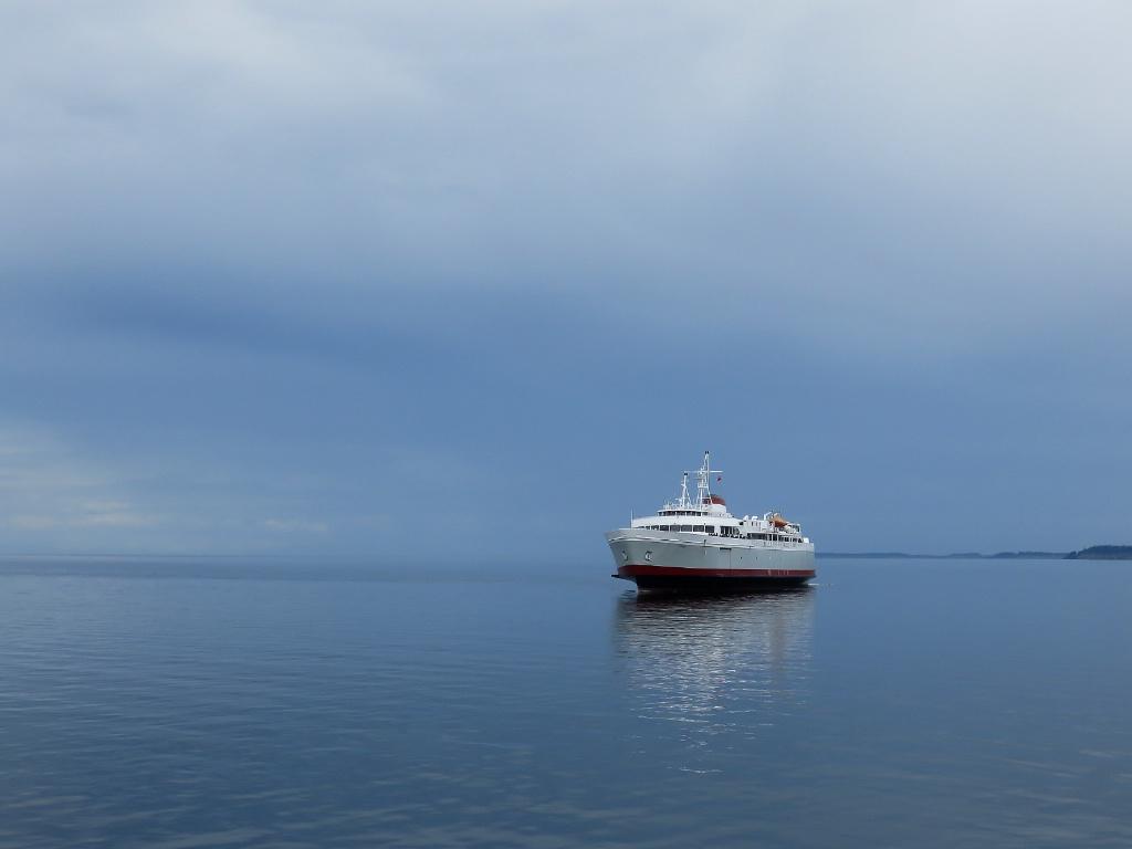 Ferry Ride - ID: 15312513 © Laura Wald