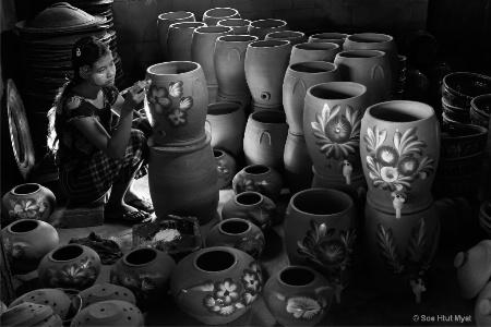 pot painter