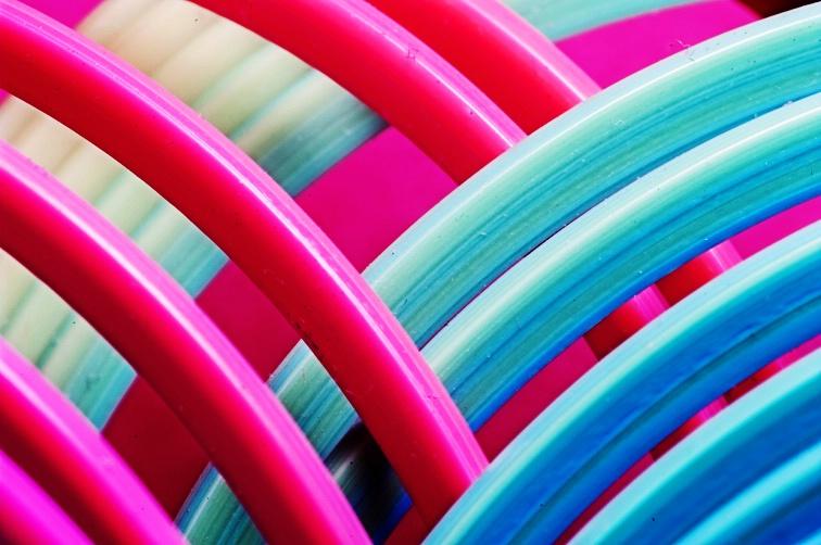 Slinky Abstract