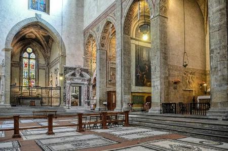 Exploring Santa Croce