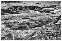 Sediment Mounds - The Badlands