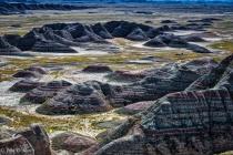 Geological Wonder - The Badlands