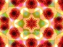 ~Spiraling Star Kaleidoscope~
