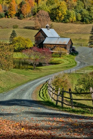 Vermont Scene
