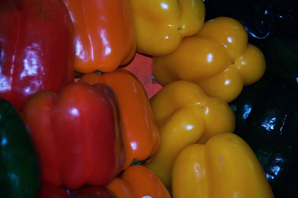 Colourful Peppers - ID: 15333327 © David Resnikoff