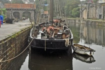 Peacefully Moored
