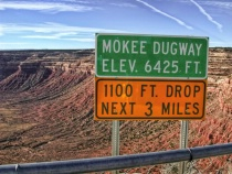 Mokee Dugway