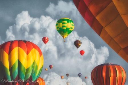 Balloons on My Mind